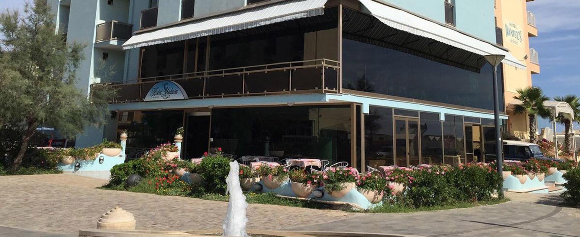 hotel Medusa a Misano Adriatico